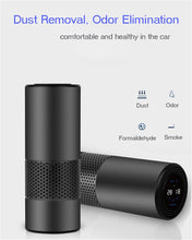 Load image into Gallery viewer, Portable Ionic Air Purifier with HEPA Filter