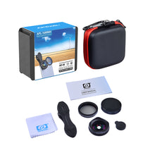 Load image into Gallery viewer, Pro Camera Lens Kit 16mm 4k Wide Angle Lens