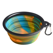 Load image into Gallery viewer, Groovy Dog Bowl