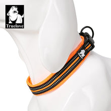 Load image into Gallery viewer, orange dog collar