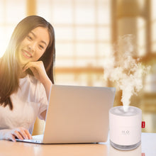 Load image into Gallery viewer, Portable USB Humidifier | Night Light