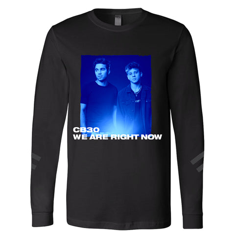 We Are Right Now Longsleeve + Digital Download