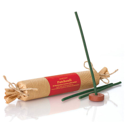 Patchouli - Bambooless Incense