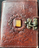 God's Eye Journal ~ Brown