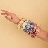 2ND8 pastel scrunchies