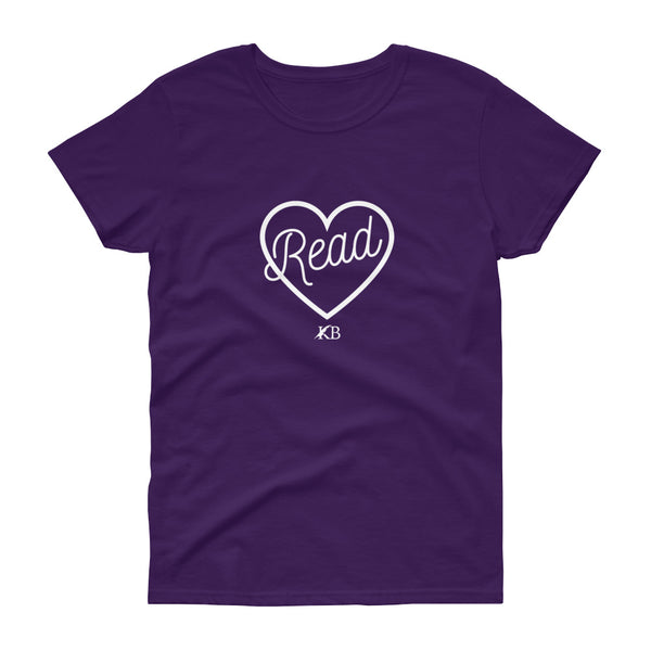 Women's READ short sleeve t-shirt