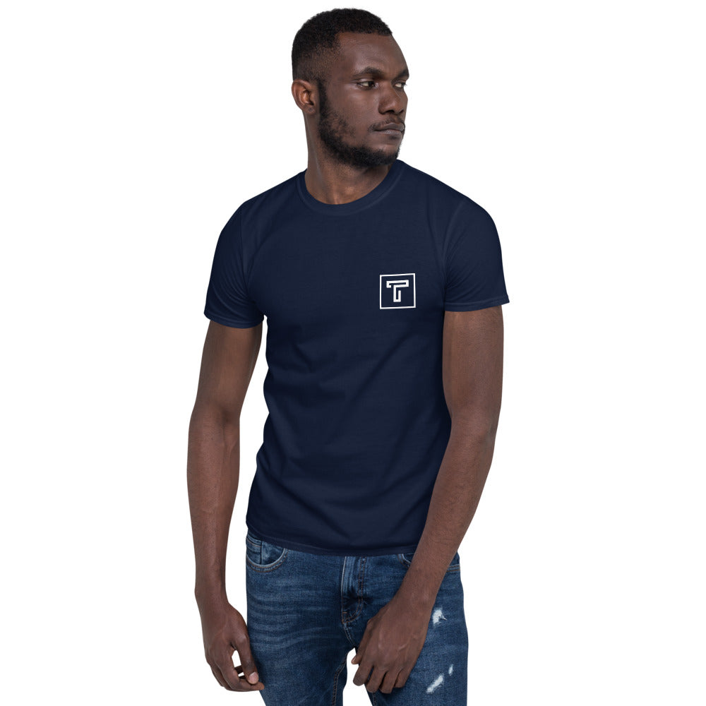 TILLIS ORIGINAL MEN'S SHORT-SLEEVE TEE // BLUE
