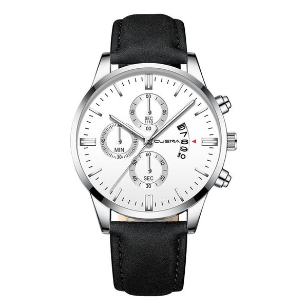 TIMELESS MEN'S STAINLESS STEEL WATCH