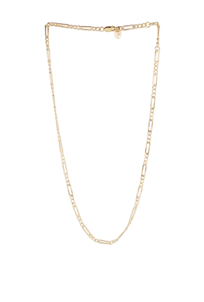Fion filagro gold necklace - KOOKII B