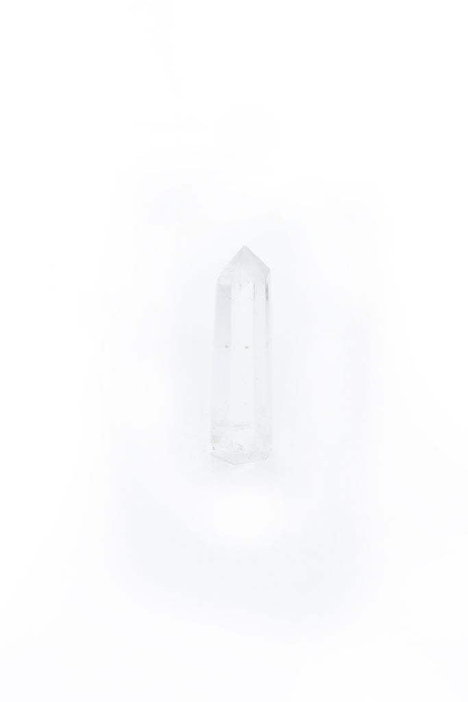 Clear Quartz Tower No. II