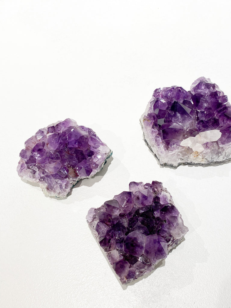 Amethyst Cluster - S No. IV