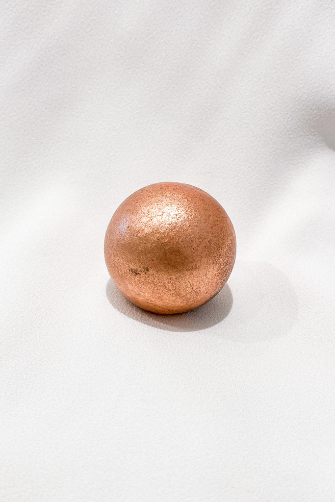Copper Sphere 40mm No. II