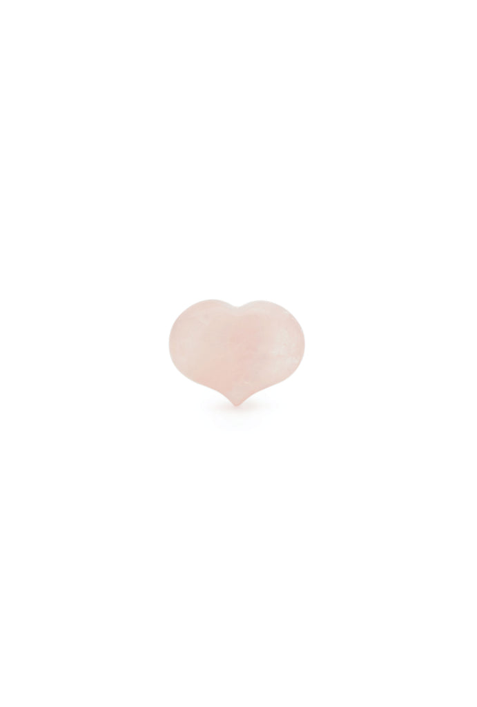 Rose Quartz Heart - XS No. II