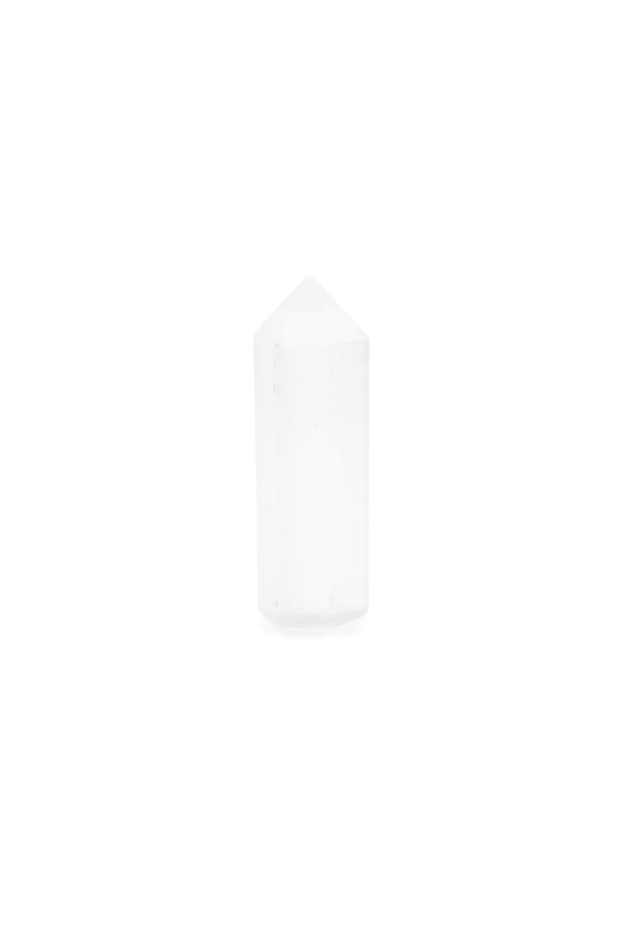 Selenite Tower Point No II
