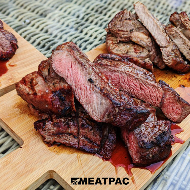 MEATPAC Steak Guide