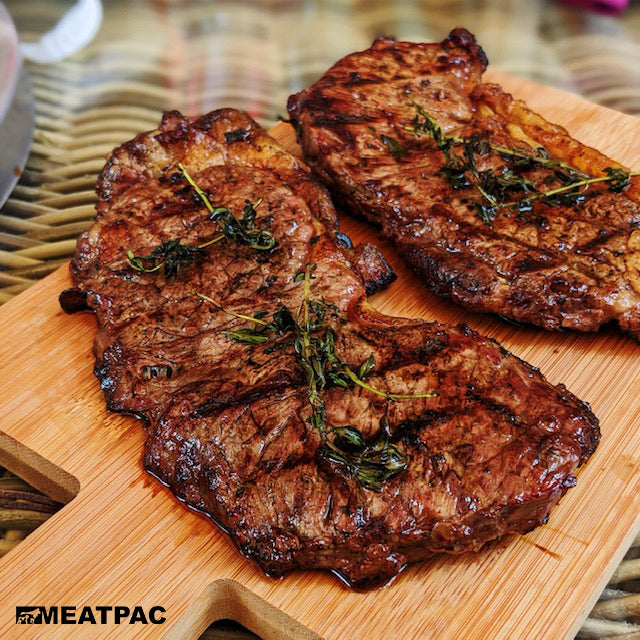 BBQ the perfect steak with James Brooks