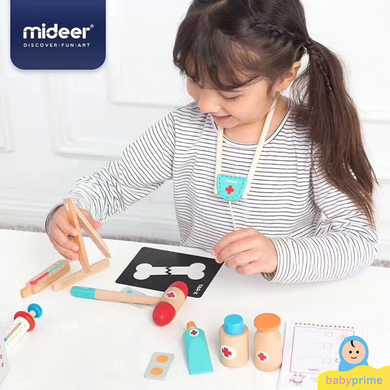 Baby Prime - Mideer My First Doctor's Kit (4816477880354)