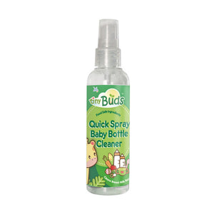 Tiny Buds - Quick Spray Baby Bottle Wash (4514006368290)