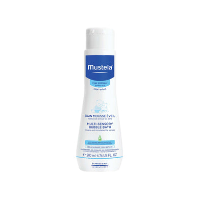 Mustela - Multi Sensory Bubble Bath (4514088255522)