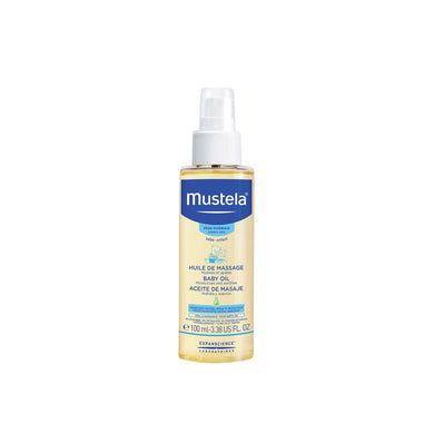 Mustela - Baby Oil 100ml (4544452001826)