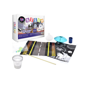 Hello Happy Nina - Big Bang Science STEAM Experiment Kit (Magical Science For Physics) (4828421259298)