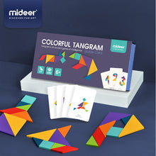 Load image into Gallery viewer, Baby Prime - Mideer Colorful Tangram (6542496792610)