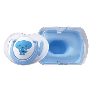 Mamajoo - Silicone Orthodontic Soother & Storage Box (4544959152162)
