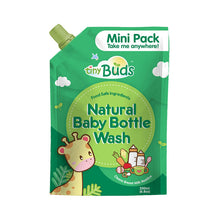 Load image into Gallery viewer, Tiny Buds - Natural Baby Bottle Wash (4514004992034)