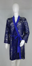 Load image into Gallery viewer, SleepyHead - Maxine Lace Kimono Robe (4549469110306)
