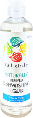 Full Circle - Naturally-Derived Dishwashing Liquid (4530174689314)