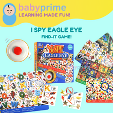Load image into Gallery viewer, Baby Prime - Mideer I Spy Eagle Eye Game (4816477618210)