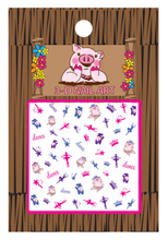 Load image into Gallery viewer, The Conscious Mama - Piggy Paint 3D Nail Art (4530637897762)
