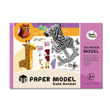 Load image into Gallery viewer, Bebe Bata - Joan Miro 3D Paper Model (4625690722338)