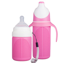 Load image into Gallery viewer, Baboo Basix - 3 in 1 Multifunctional Baby Feeding Bottle 150ml (6541103464482)