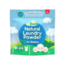 Load image into Gallery viewer, Tiny Buds - Natural Laundry Powder (4514008989730)
