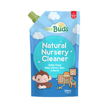 Load image into Gallery viewer, Tiny Buds - Natural Nursery Cleaner (4514011414562)