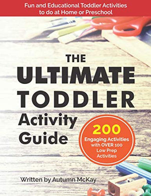 By the Bay - The Ultimate Toddler Activity Guide (4828795306018)