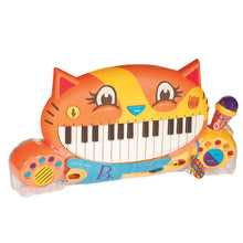 Load image into Gallery viewer, B. Toys - Meowsic Keyboard (4538977746978)