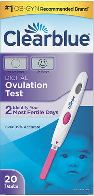 By the Bay - Clearblue Digital Ovulation Test (20 Sticks) (4834168307746)