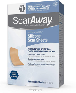 Kids Unlimited - ScarAway Medical-rade silicone scar sheets (4818828230690)
