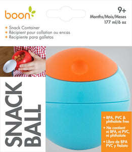 Kids Unlimited - Boon Snack Ball (4844158189602)