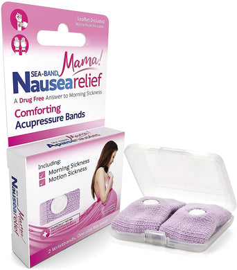 Kids Unlimited - Sea-Band Mama! Nausea Relief Accupressure Bands (4818827214882)