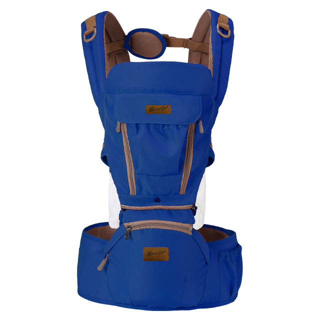 Mimiflo® - 8 in 1 Hip Seat Carrier (4550127681570)