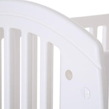 Load image into Gallery viewer, Cuddlebug - Ashley 2 in 1 Mini Crib (4549524652066)