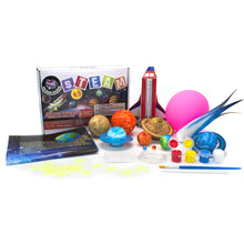Load image into Gallery viewer, Hello Happy Nina - Big Bang Science STEAM Experiment Kit (Amazing Universe) (4828421390370)