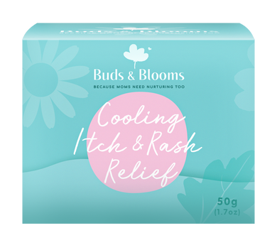 Buds and Blooms - Cooling Itch and Rash Relief (4517486657570)