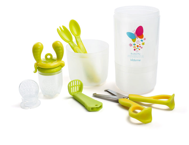 KidsMe - Baby Travel Easy Set w/ Food Container (4798437654562)