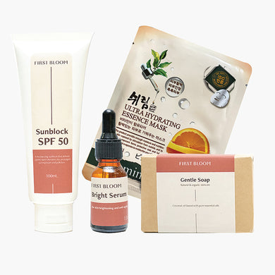 First Bloom - Basic Bloom Facialist Kit (4601181634594)