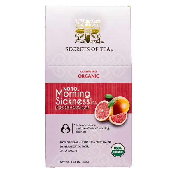 The Conscious Mama - Secrets of Tea No To Morning Sickness (4851964510242)