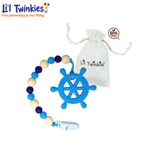 Li'l Twinkies - Teether w/ Clip-On (4563412615202)